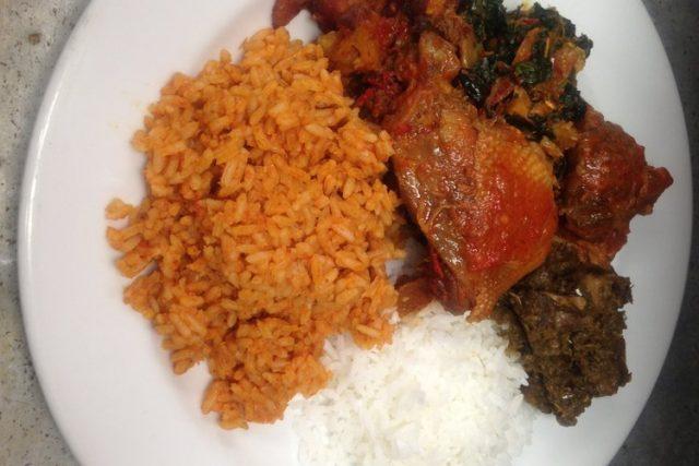 Eat well African Cuisine